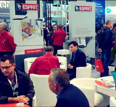 Novo ESPRIT CAM lançado na EMO 2019 – Maior e mais importante feira da área de manufatura do mundo