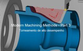 ESPRIT/Sandvik – Vídeo Webinar Métodos Modernos de Usinagem