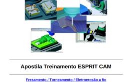 Apostila Treinamento ESPRIT CAM (baixe agora mesmo)
