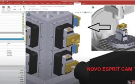 Conheça as novas tecnologias de Inteligencia Artificial embarcadas no novo ESPRIT CAM TNG